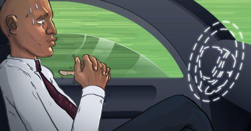 Automobili con guida automatica